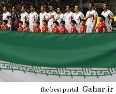 iran footbal همگروهی ایران با امارات، قطر و بحرین