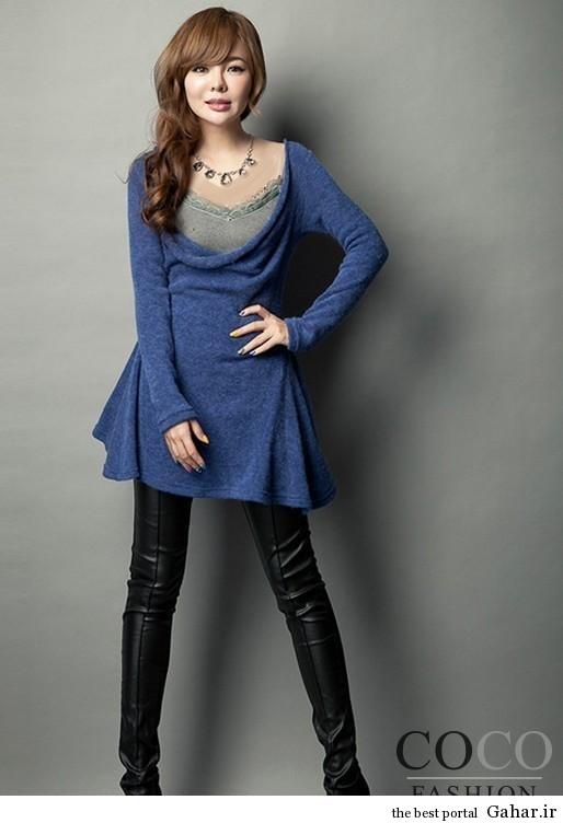 jRgnFTbzYr مدل تونیک دخترانه شیک ( بهار 93 )