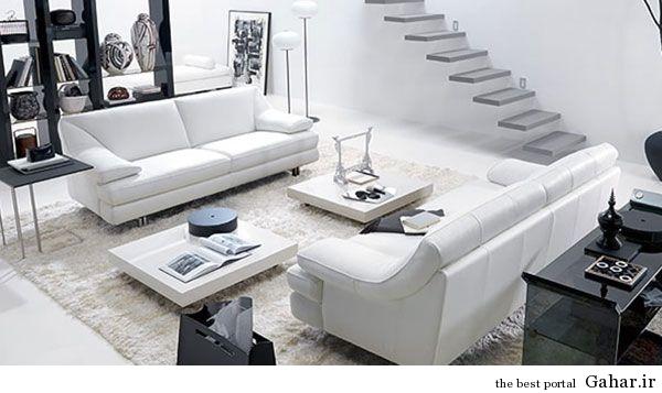 living room design 12 دکوراسیون اتاق نشیمن به سبک اسکاندیناوی