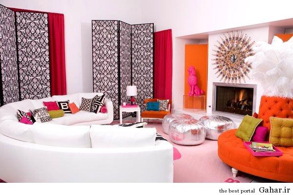living room design 16 دکوراسیون اتاق نشیمن به سبک اسکاندیناوی