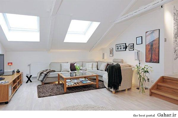 living room design 6 دکوراسیون اتاق نشیمن به سبک اسکاندیناوی