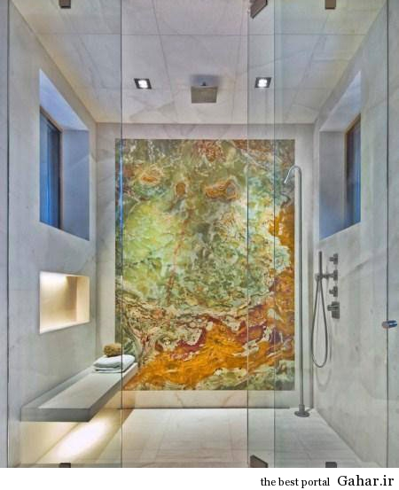 mo12894 مدل جدید دکوراسیون حمام 2014