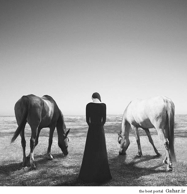 noell oszaid photography 6 پرتره های بسیار زیبای عکاس 22 ساله از خودش