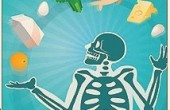 مواد غذایی که استخوان ها را باریک می کند