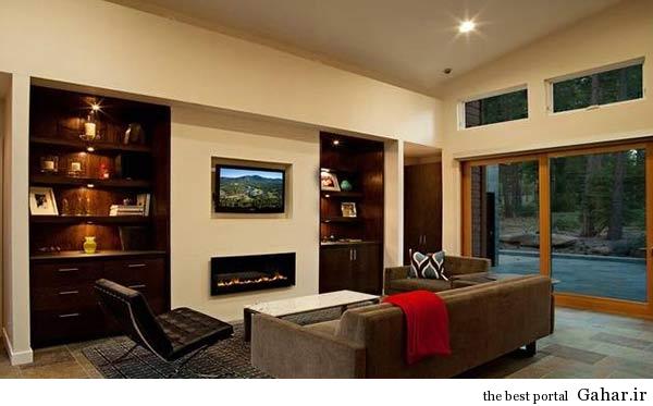 paziraei modern6 مدل های اتاق پذیرایی مدرن و شیک 2014