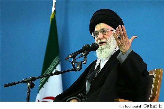 rahbar1 حکم رهبر انقلاب درباره قمه زدن