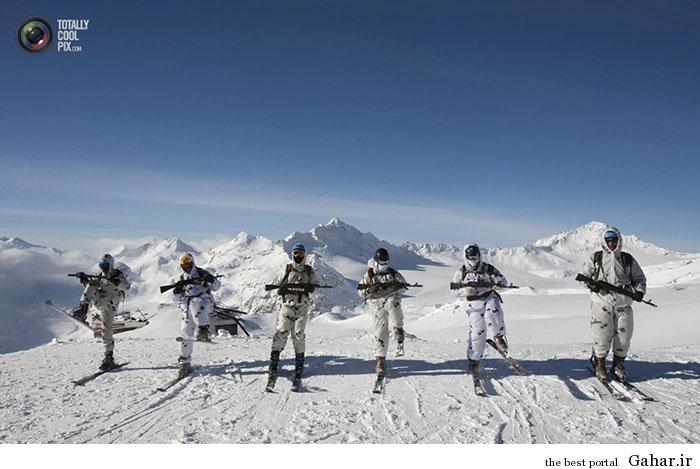 russian military 10 عکس هایی از مانور نظامی ارتش روسیه