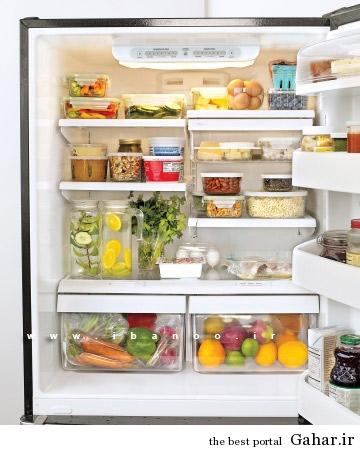 spring clean eating 1  خانه تکانی بهاری در آشپزخانه را متفاوت کنید