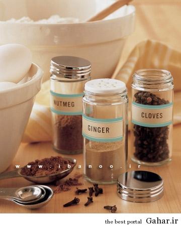 spring clean eating 3  خانه تکانی بهاری در آشپزخانه را متفاوت کنید
