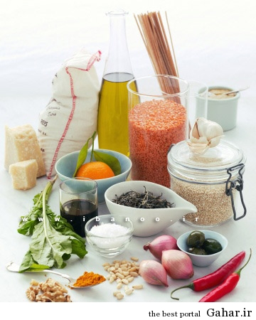 spring clean eating 8  خانه تکانی بهاری در آشپزخانه را متفاوت کنید