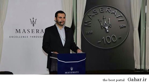 ssj1 صدمین سالگرد شرکت خودروسازی مازراتی در تهران