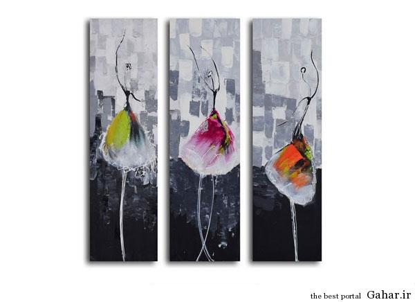 tablo honari Gahar.IR 11 مدل تابلوهای هنری برای دکوراسیون خانه (2)