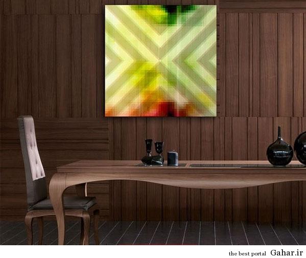 tablo honari Gahar.IR 14 مدل تابلوهای هنری برای دکوراسیون خانه (2)