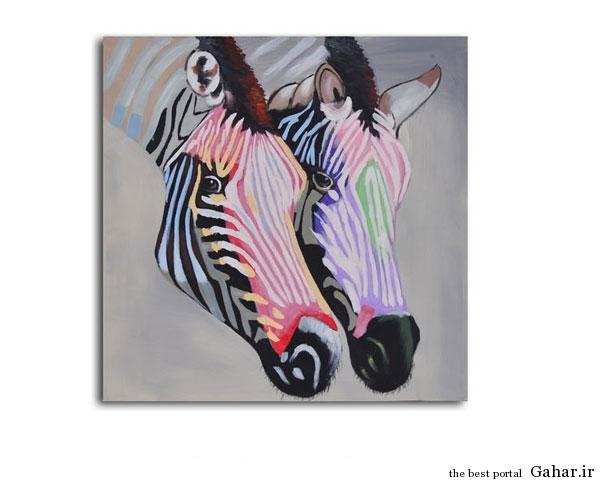 tablo honari Gahar.IR 5 مدل تابلوهای هنری برای دکوراسیون خانه