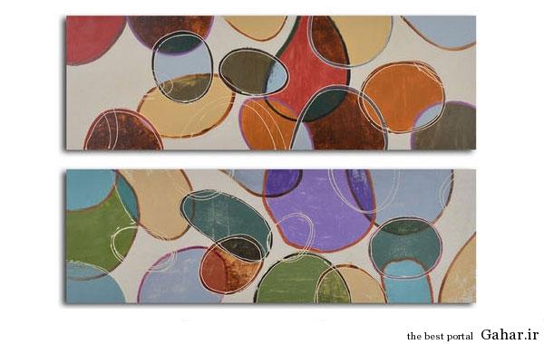 tablo honari Gahar.IR 6 مدل تابلوهای هنری برای دکوراسیون خانه