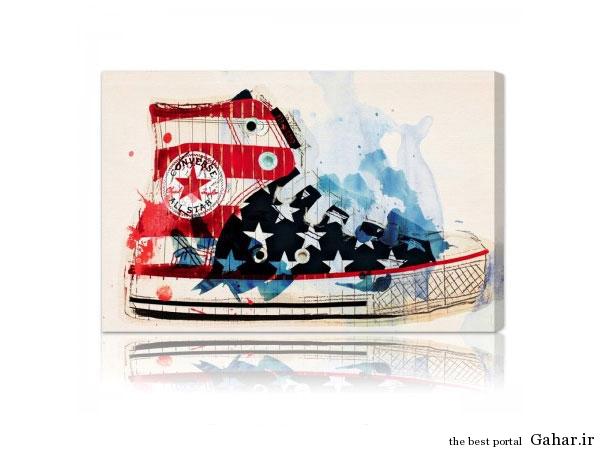 tablo honari Gahar.IR 7 مدل تابلوهای هنری برای دکوراسیون خانه