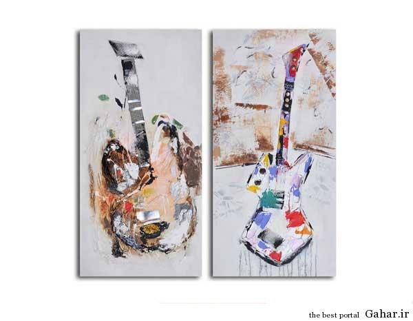 tablo honari Gahar.IR 9 مدل تابلوهای هنری برای دکوراسیون خانه (2)