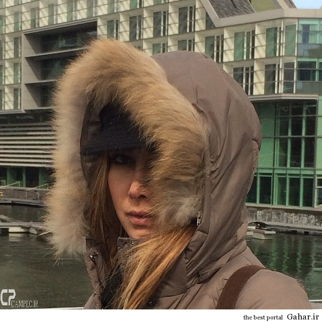 www Campec Ir Annahita Nemati 41 عکس های جدید آناهیتا نعمتی در کشور هلند