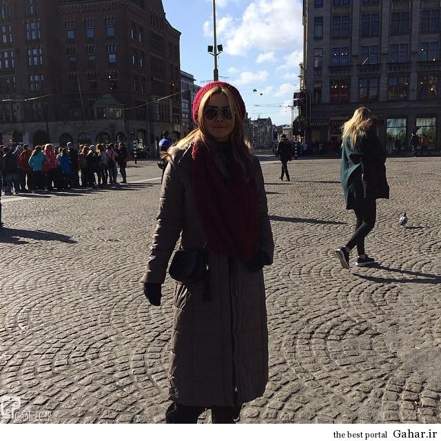 www Campec Ir Annahita Nemati 43 عکس های جدید آناهیتا نعمتی در کشور هلند
