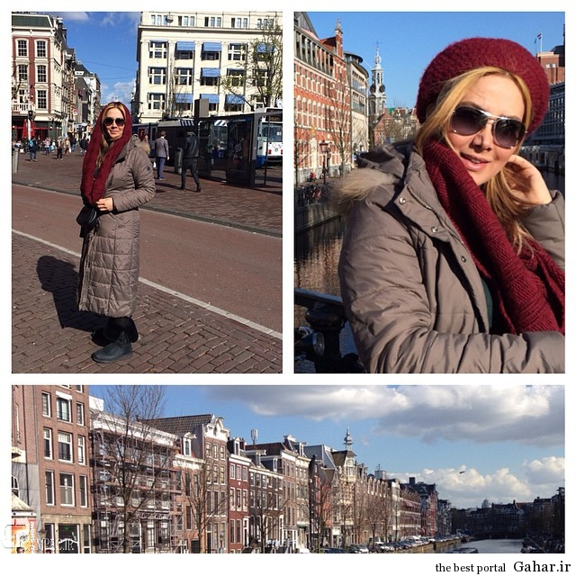 www Campec Ir Annahita Nemati 44 عکس های جدید آناهیتا نعمتی در کشور هلند