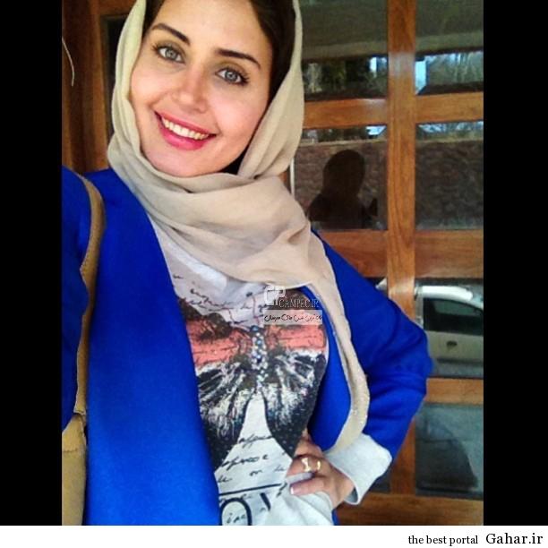 www Campec Ir Bazigaran 2537 عکس های جدید بازیگران زن ایرانی فروردین 93 (1)