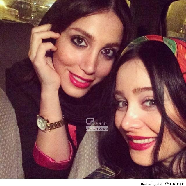 www Campec Ir Elnaz Habibi v Marjaneh Gholchin 3 3 عکس جدید و جالب از الناز حبیبی
