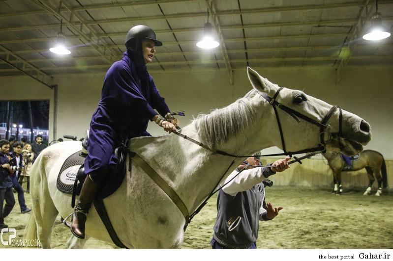 www Campec Ir Mahnaz Afshar 120 اسب سواری مهناز افشار / عکس