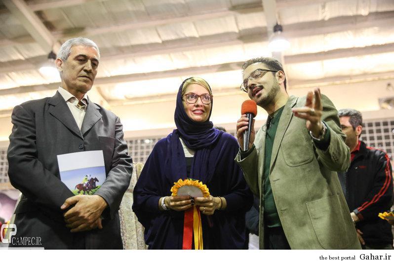 www Campec Ir Mahnaz Afshar 122 اسب سواری مهناز افشار / عکس