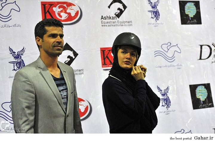 www Campec Ir Mahnaz Afshar 123 اسب سواری مهناز افشار / عکس
