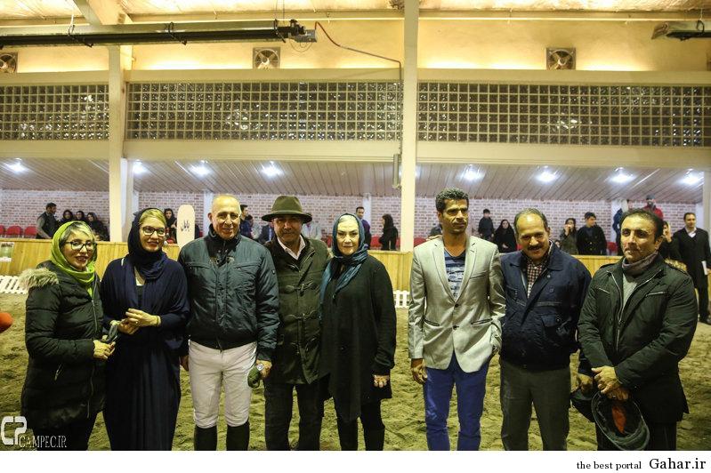 www Campec Ir Mahnaz Afshar 125 اسب سواری مهناز افشار / عکس