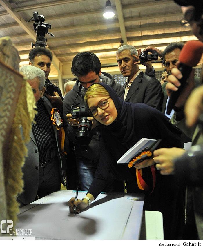 www Campec Ir Mahnaz Afshar 129 اسب سواری مهناز افشار / عکس