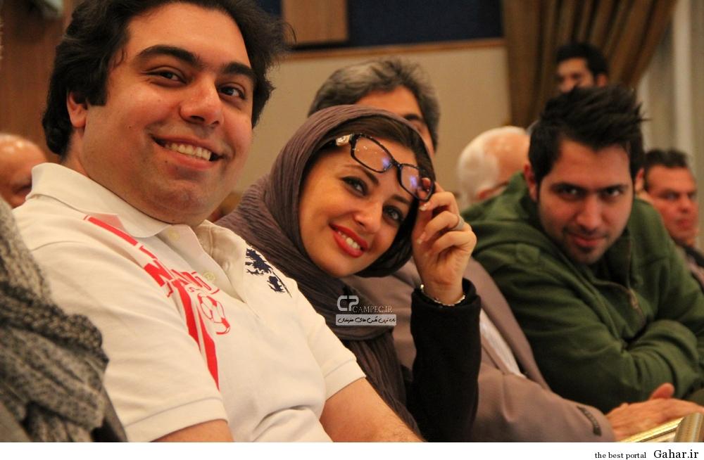 www Campec Ir Nafiseh Roshan 77 عکس های جدید نفیسه روشن و همسرش در جشن خیریه