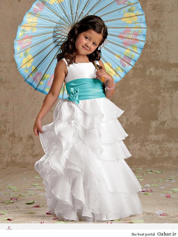 10243 مدل لباس عروسی ، پرنسسی و مجلسی دخترانه