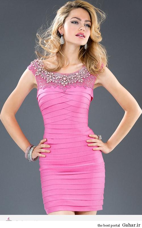 10299 مدل لباس های مجلسی کوتاه زنانه طراحی Jovani