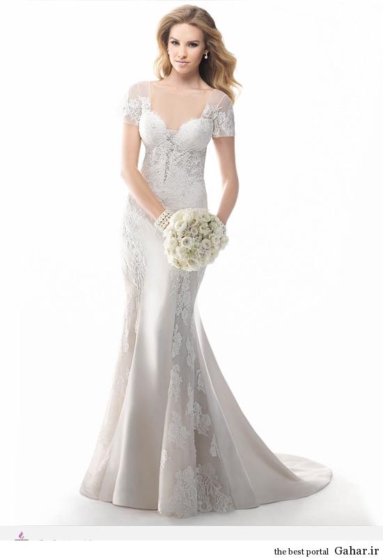 11022 مدل های لباس عروس طراحی شده برند Maggie Sottero