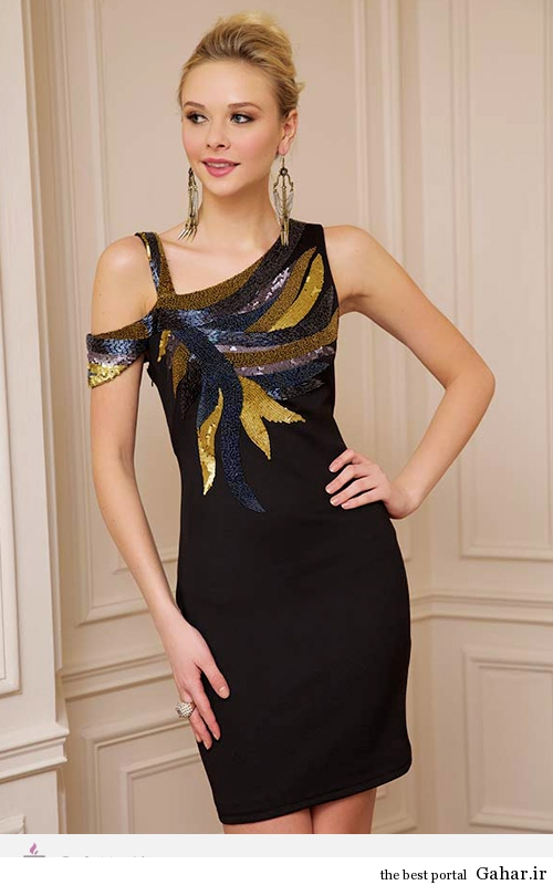 11069 مدل لباس های مجلسی کوتاه زنانه طراحی Jovani