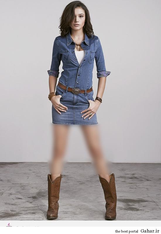 11316 مدل لباس های جین و لی زنانه ی برند Wrangler