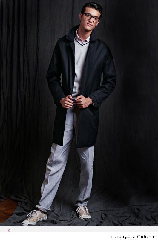 12253 مدل لباس مردانه برند Haspel