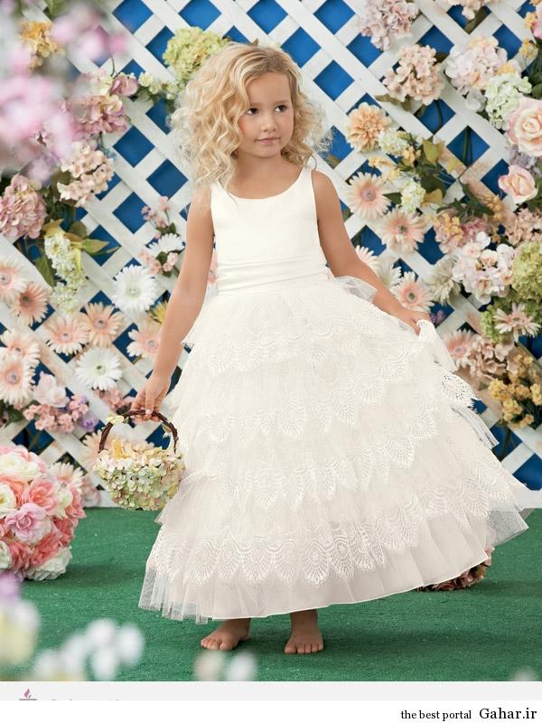 13238 مدل لباس عروسی ، پرنسسی و مجلسی دخترانه