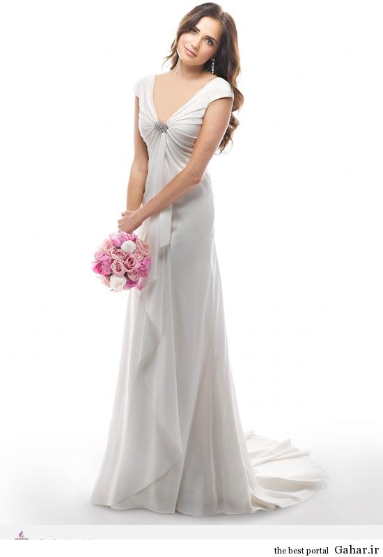 13255 مدل های لباس عروس طراحی شده برند Maggie Sottero