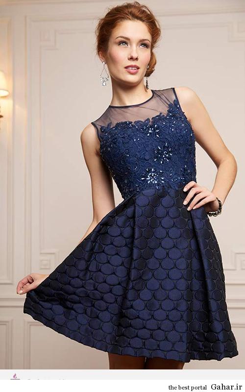 13292 مدل لباس های مجلسی کوتاه زنانه طراحی Jovani