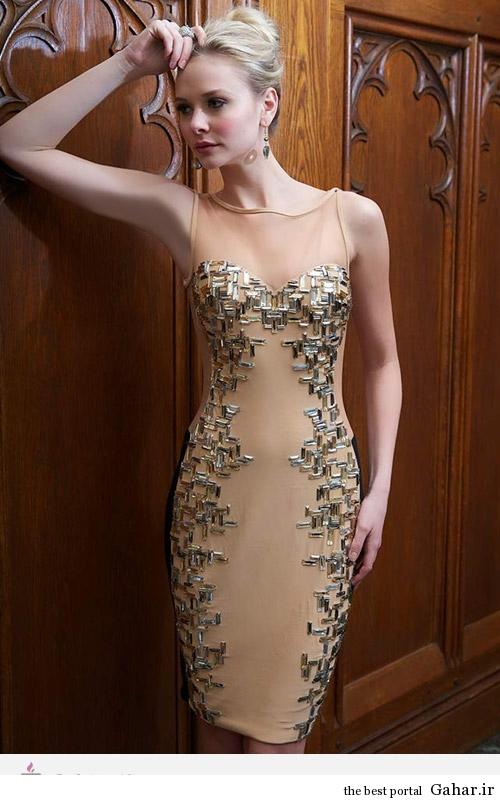 14261 مدل لباس های مجلسی کوتاه زنانه طراحی Jovani