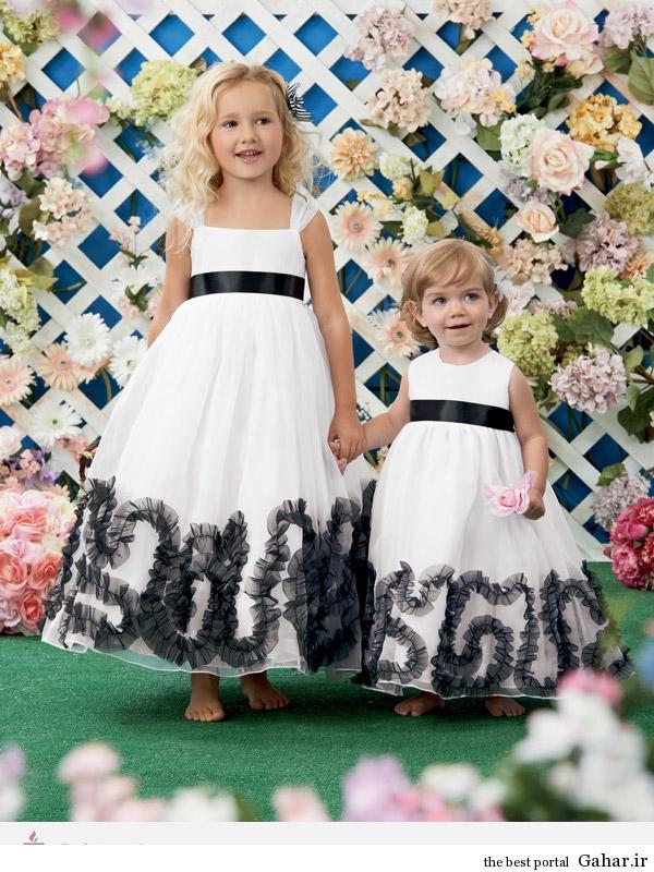 15196 مدل لباس عروسی ، پرنسسی و مجلسی دخترانه