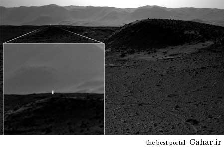 1 0902135491 تصاویر مریخ جنجال به پا کرد