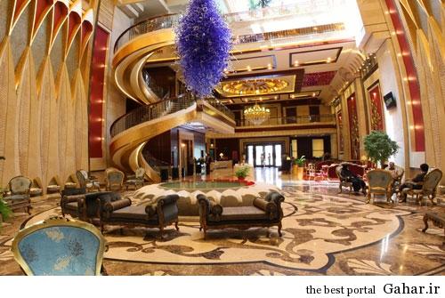 1 23896 348 گران ترین و مجلل ترین هتل های ایران