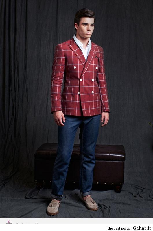1 3455 مدل لباس مردانه برند Haspel