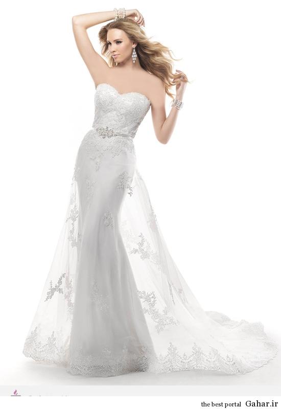 1 3479 مدل های لباس عروس طراحی شده برند Maggie Sottero