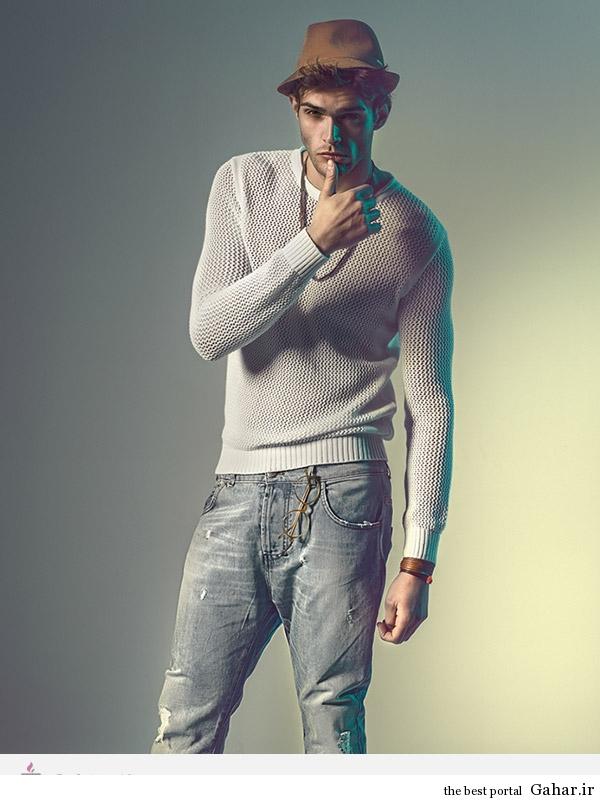 1 3493 مدل لباس های اسپورت و فشن مردانه ی برند ایتالیایی Reservado