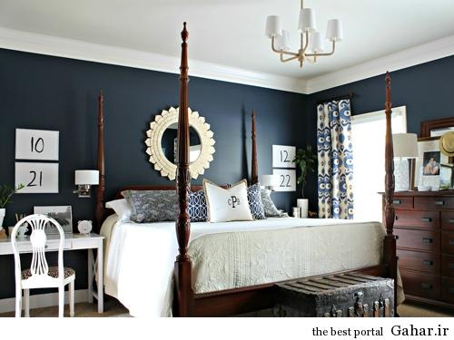 1 5 اتاق خواب های زیبا مخصوص زوج های عاشق