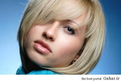 1 bangs hairstyles square faces 480x320 بهترین مدل مو برای صورت شما کدام است ؟